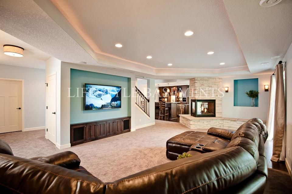 Gallery Home Lifestyle Basements Kitchens Basement Ideas - Lifestyle basements