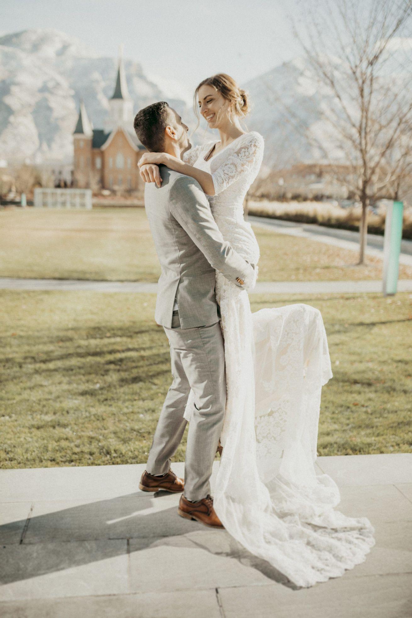 The Modern Rules Of Utah Barn Wedding