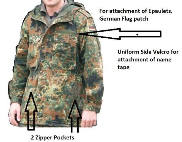 ARMY SNEAKER FLECKTARN Camo Herren Schuhe Turnschuhe Military Tarn NEU