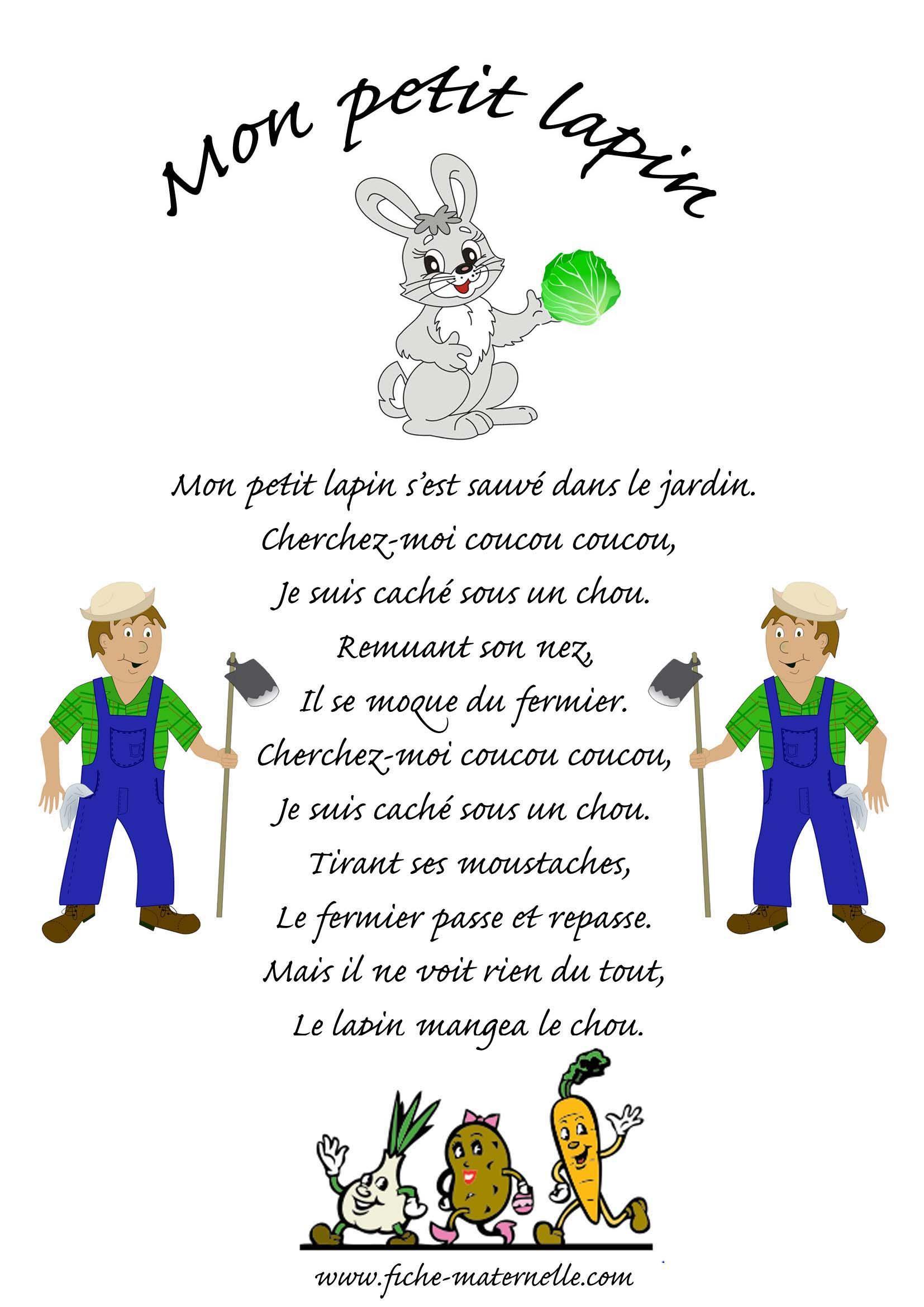 épinglé Par Bambi Germain Sur French Comptines Comptine