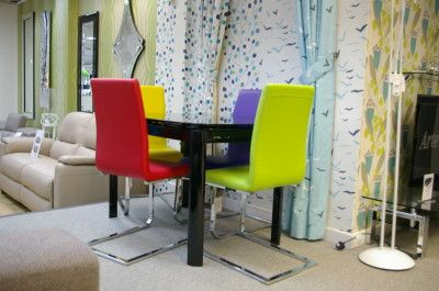 Peressini Sedie ~ Ex display peressini casa lisa dining chair grey these are our ex