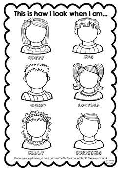 Feelings FREE ~ Miss Mac Attack ~ | Kid's Stuff | Teaching ...