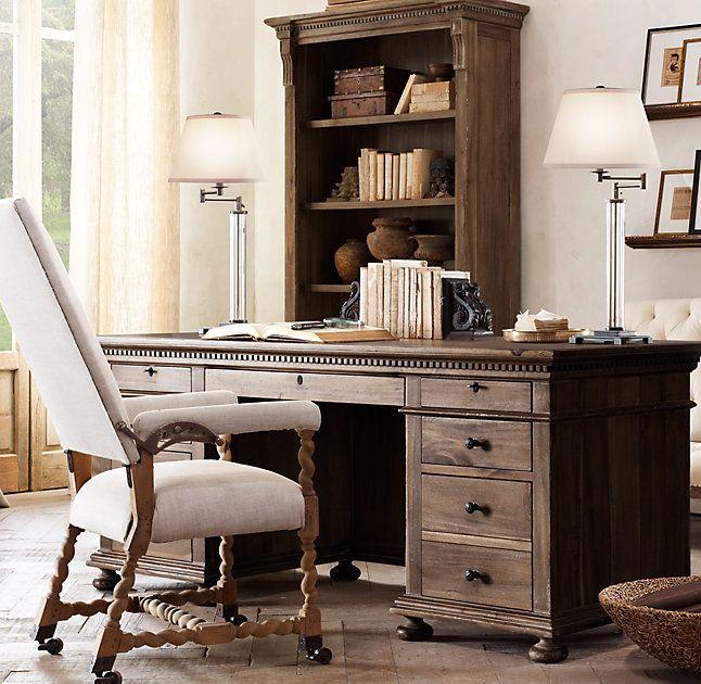 St James 76 Desk Home Office Design Home Desk Home