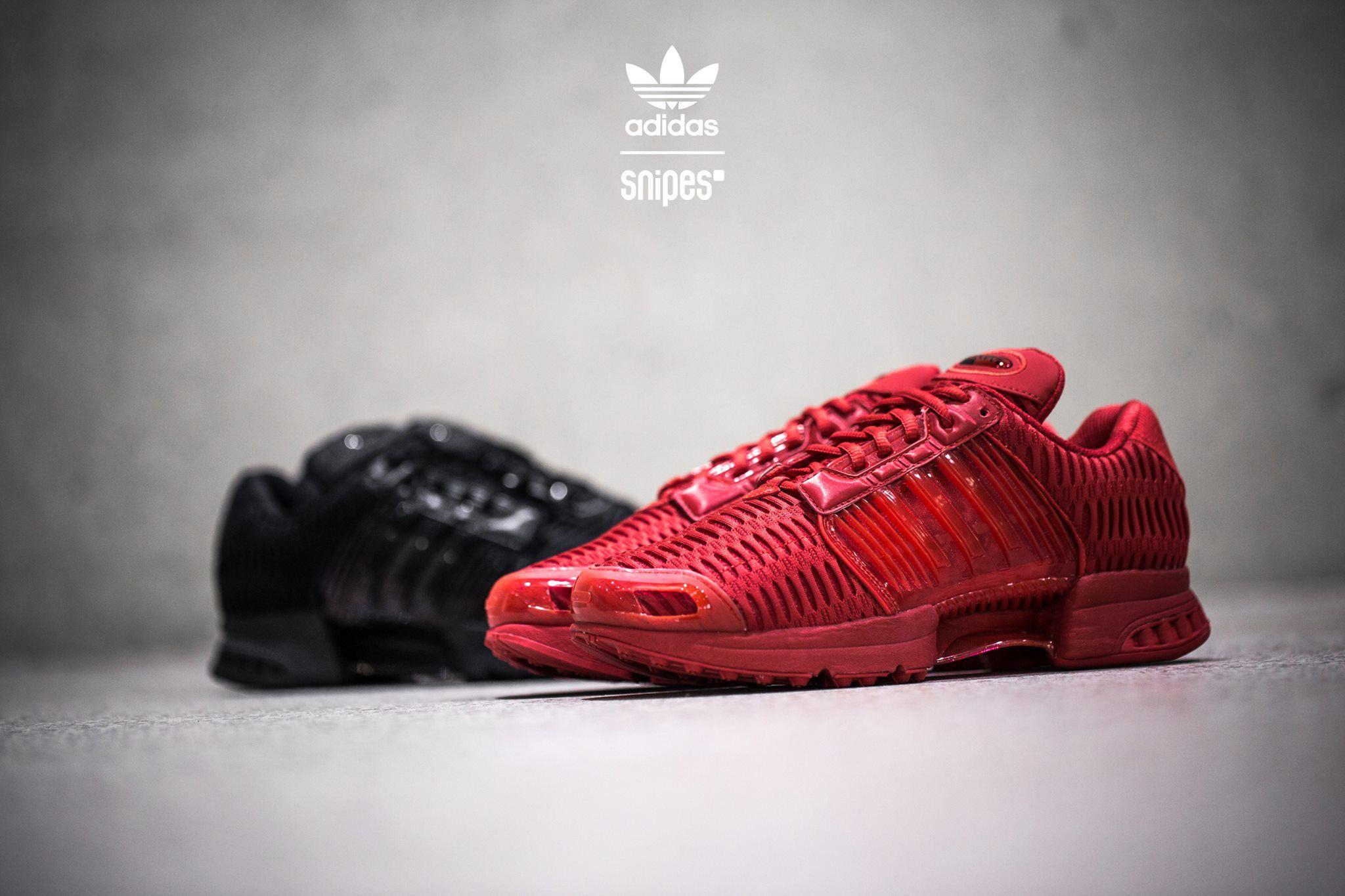 adidas Climacool 1 Sneaker, Rot rot Größe: 44 EU