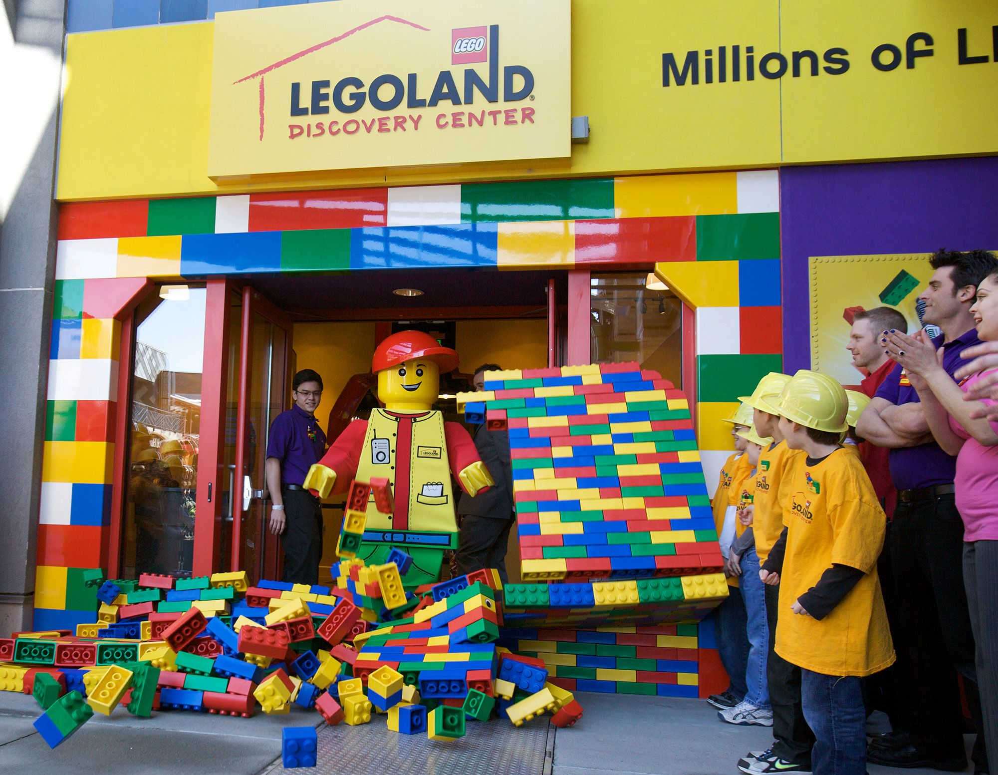 LEGOLAND® DISCOVERY CENTER WESTCHESTER OPENS ITS DOORS!