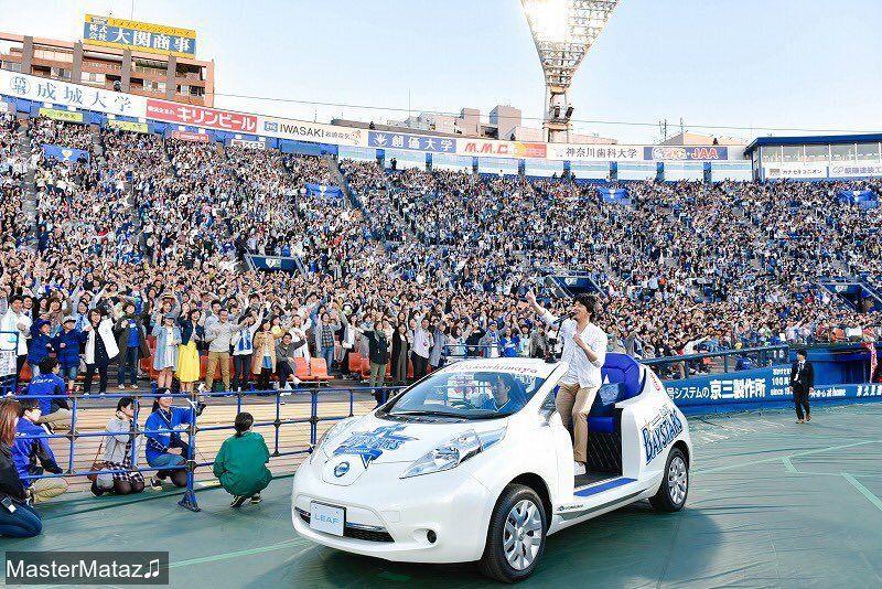 【excite】秦 基博 念願の横浜スタジアム公演「音楽を続けていたから、みんなと音楽を通じて繋がっていられる」 http://rock.ly/3cg2u