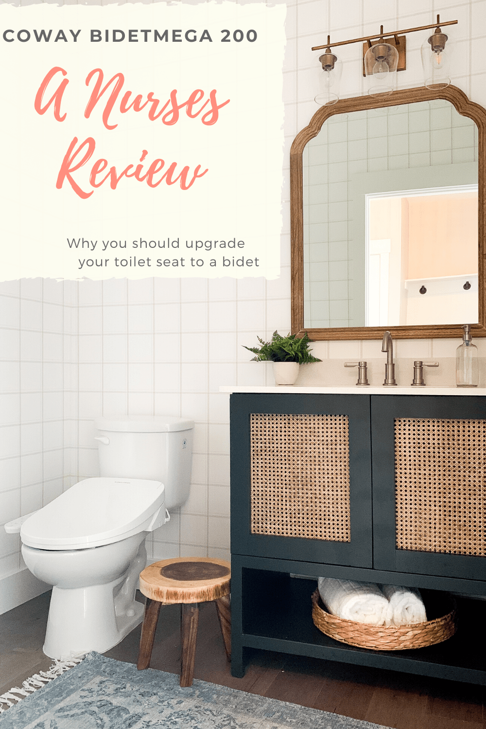 Bidet Toilet Seat A Nurse's Review Honey Built Home in