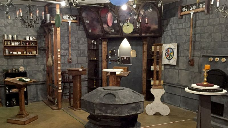 6 escape rooms to try with your kids in los angeles for Escape room ideen