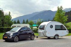 Camping With A Fiat 500 Recherche Google Fiat 500 Fiat Cars Fiat