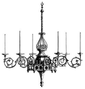 1851 victorian chandelier illustration black and white graphics 1851 victorian chandelier illustration black and white graphics hardman brass chandelier vintage lighting mozeypictures Choice Image