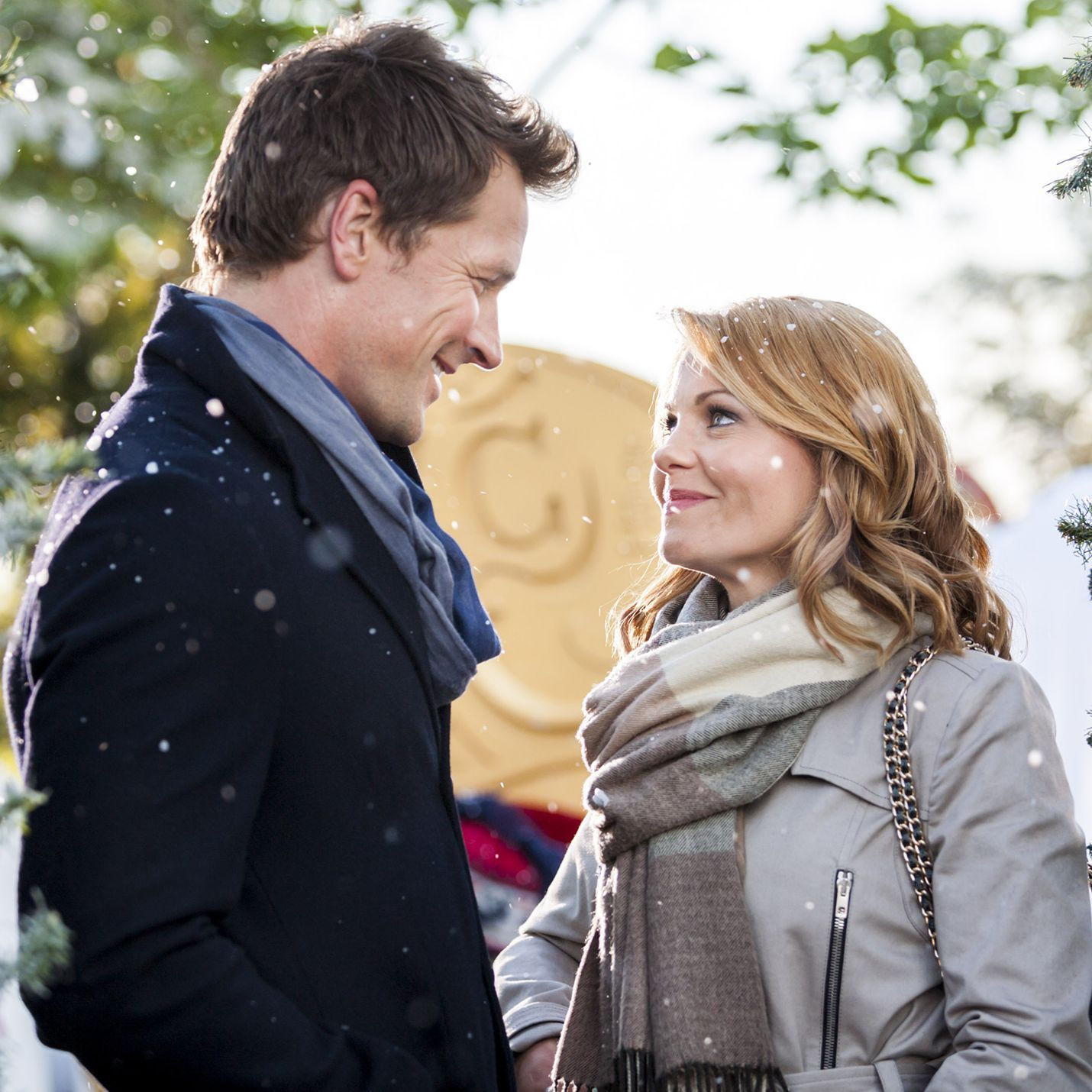 Hallmark Is Airing a Christmas Movie Marathon Almost Every