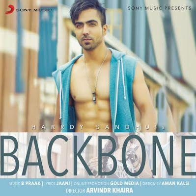 Download Backbone Hardy Sandhu Single Hardy Sandhu Mp3 Song Songs