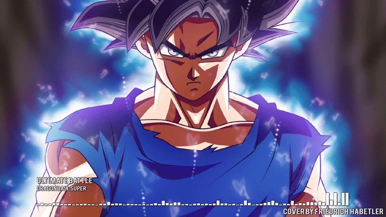 Dragon Ball Super Ultimate Battle Ultra Instinct Theme Epic Rock C Anime Dragon Ball Super Goku Wallpaper Dragon Ball Super Wallpapers