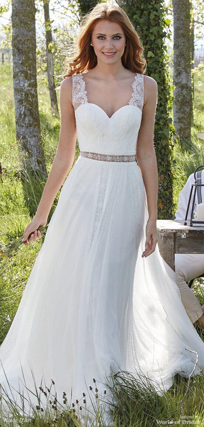 Novia D\'Art 2018 Wedding Dresses   Wedding dress, Weddings and ...