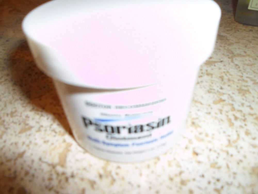 Psoriasin Ointment, 85% Full #Psoriasin