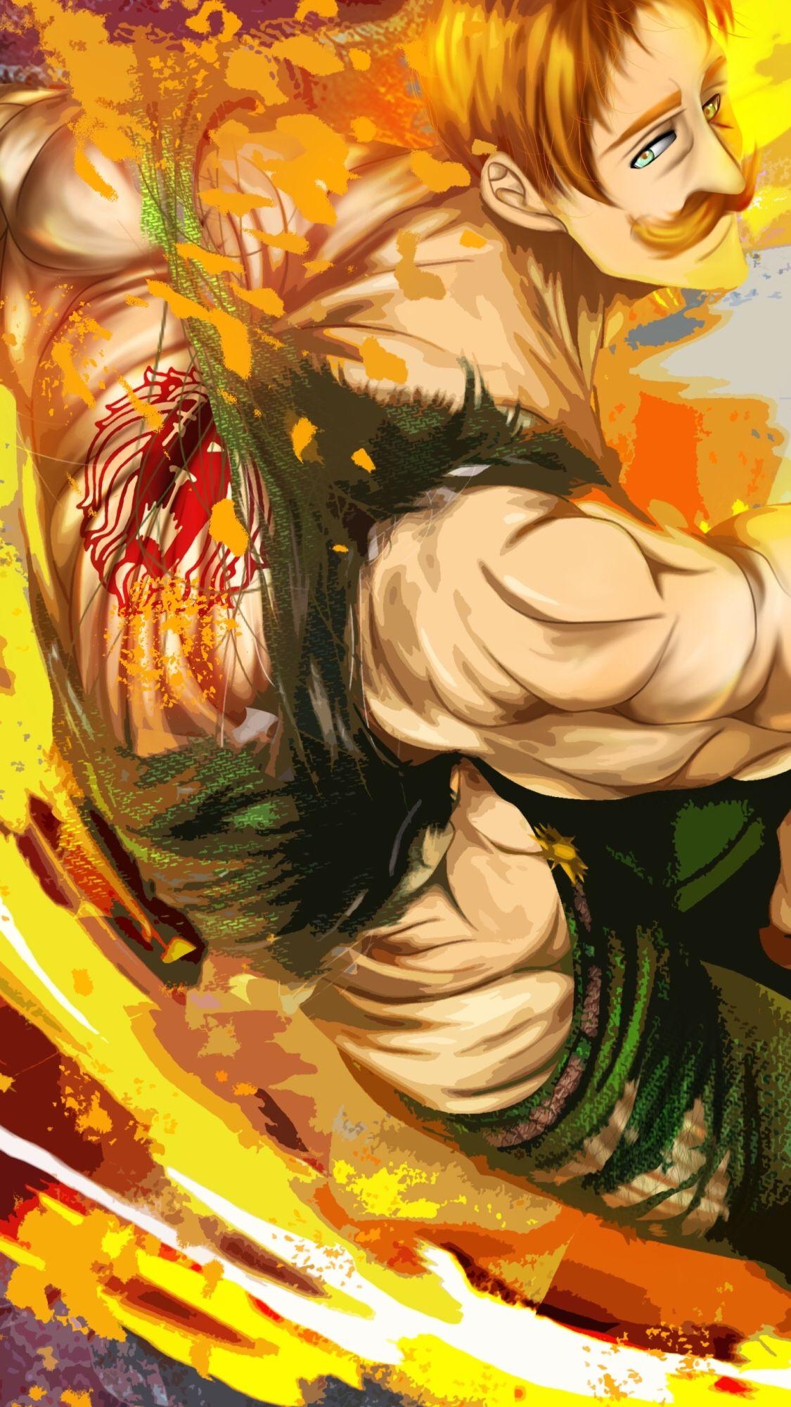 Nanatsu no Taizai Chapter 277 Seven deadly sins anime