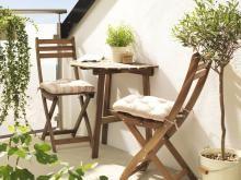 gartenmöbel kleine balkone