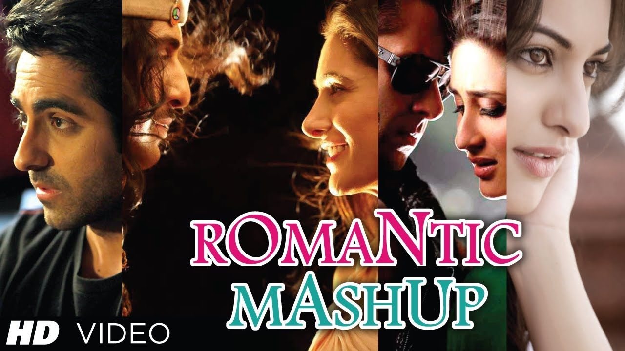Romantic Mashup Full Video Song DJ Chetas (With images