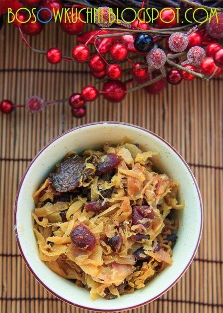 Boso W Kuchni Gotowana Kapusta W Winie Z Zurawina Wg 5 Przemian Food Breakfast Oatmeal