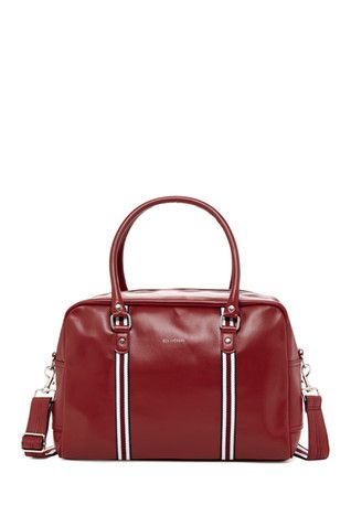 Iconic PVC Holdall Bag