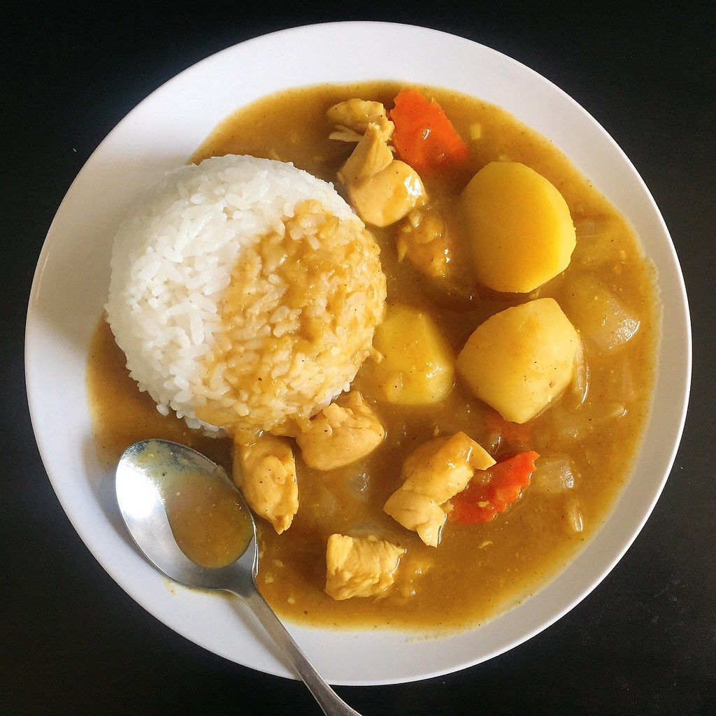 Japanese Curry Rice Japanese Chicken Curry Japanese Curry Japanese Chicken