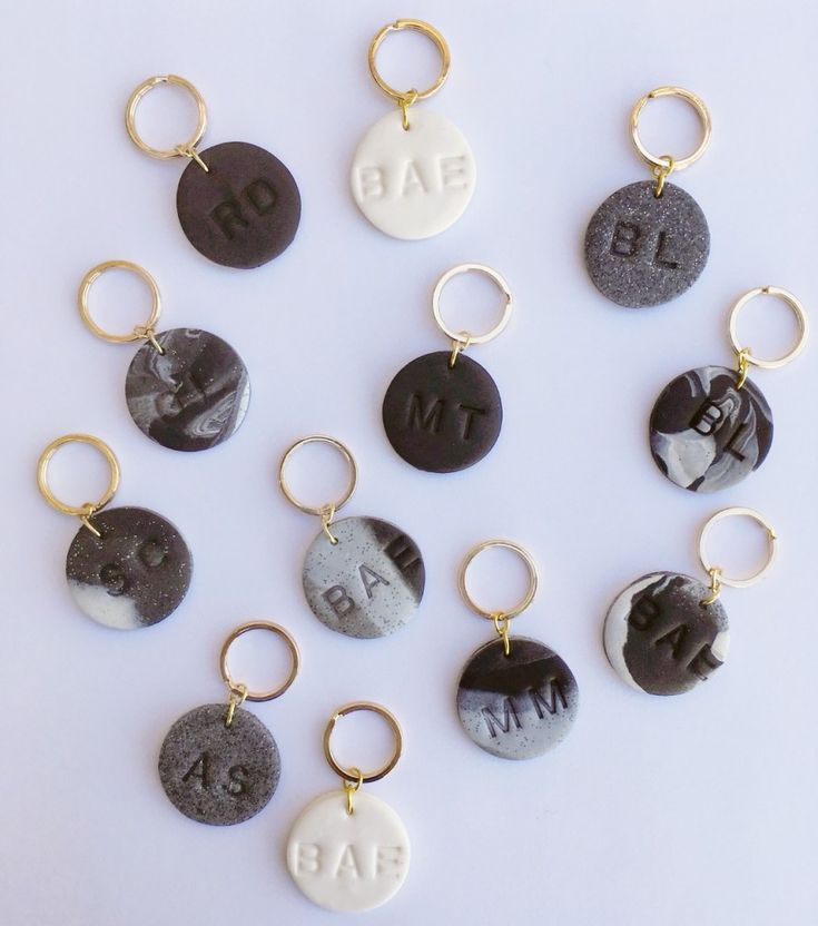 Photo of DIY Clay Keychains