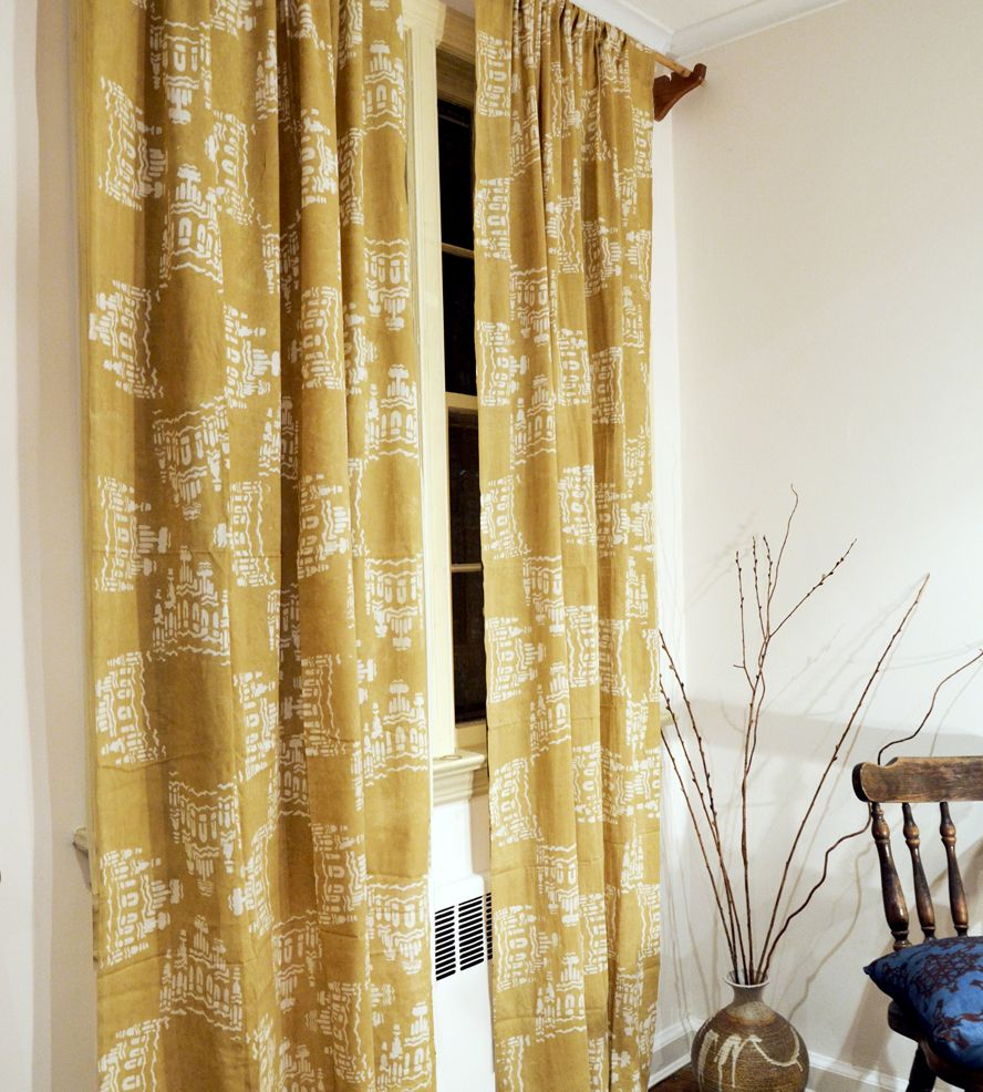 velvet rooms mustard and braided drapes anthropologie com yellow pin living want curtain