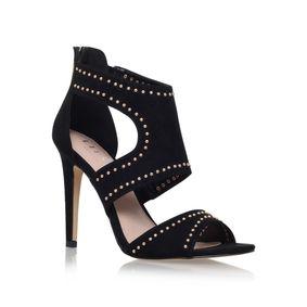18f13d0832f8 Liberty Black High Heel Sandals from Lipsy