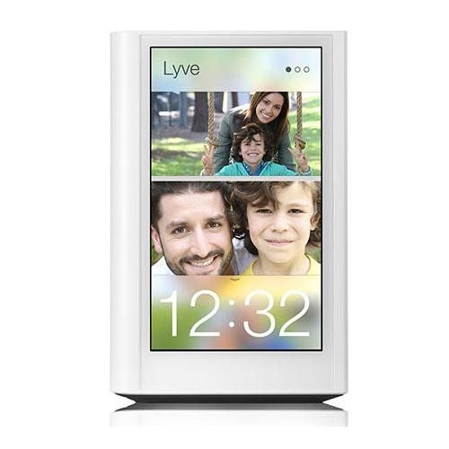 Lyve Home Photo and Video Manager for Mobile Devices with 2TB Storage