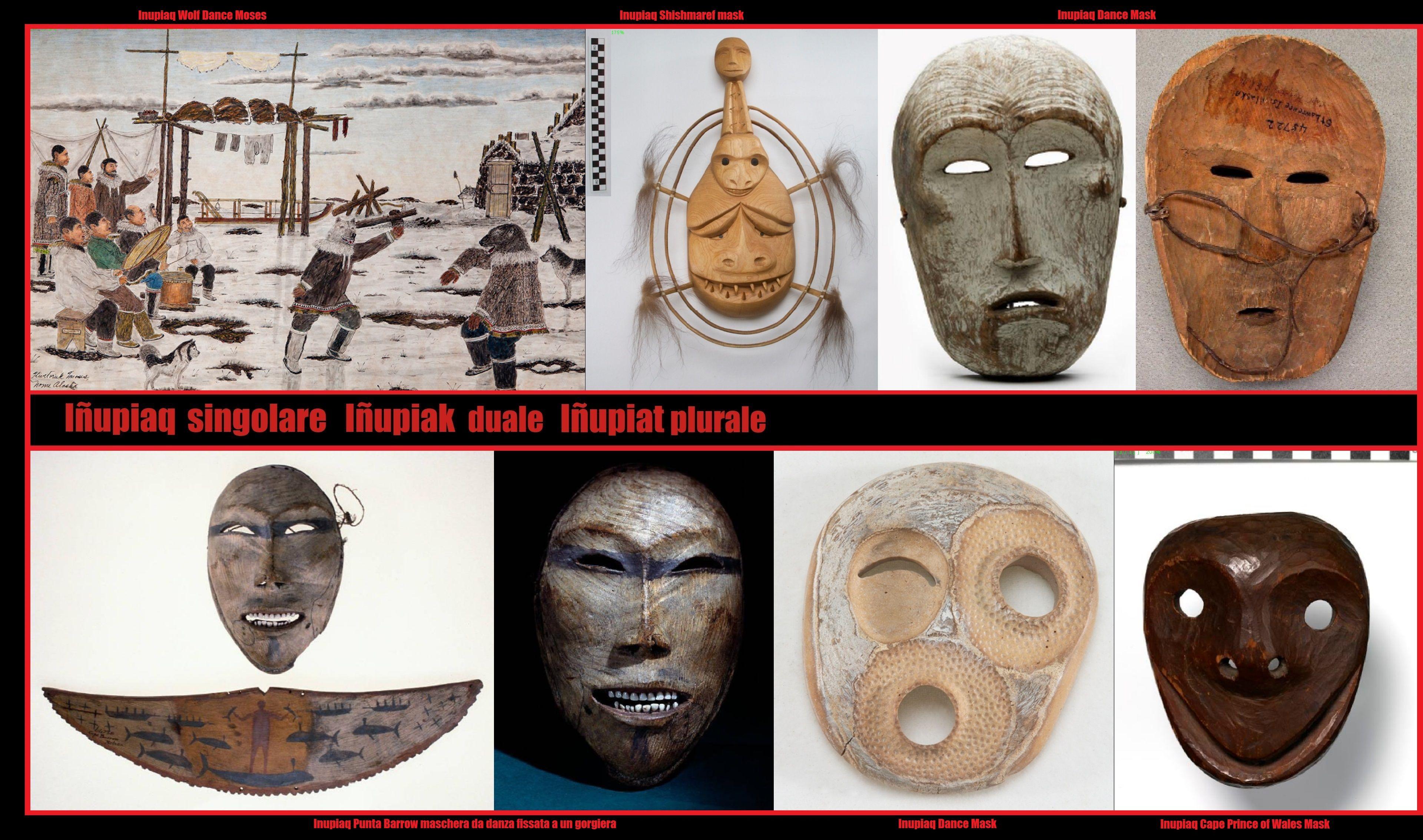 Pin Su Gli Iperborei Museo Etnografico