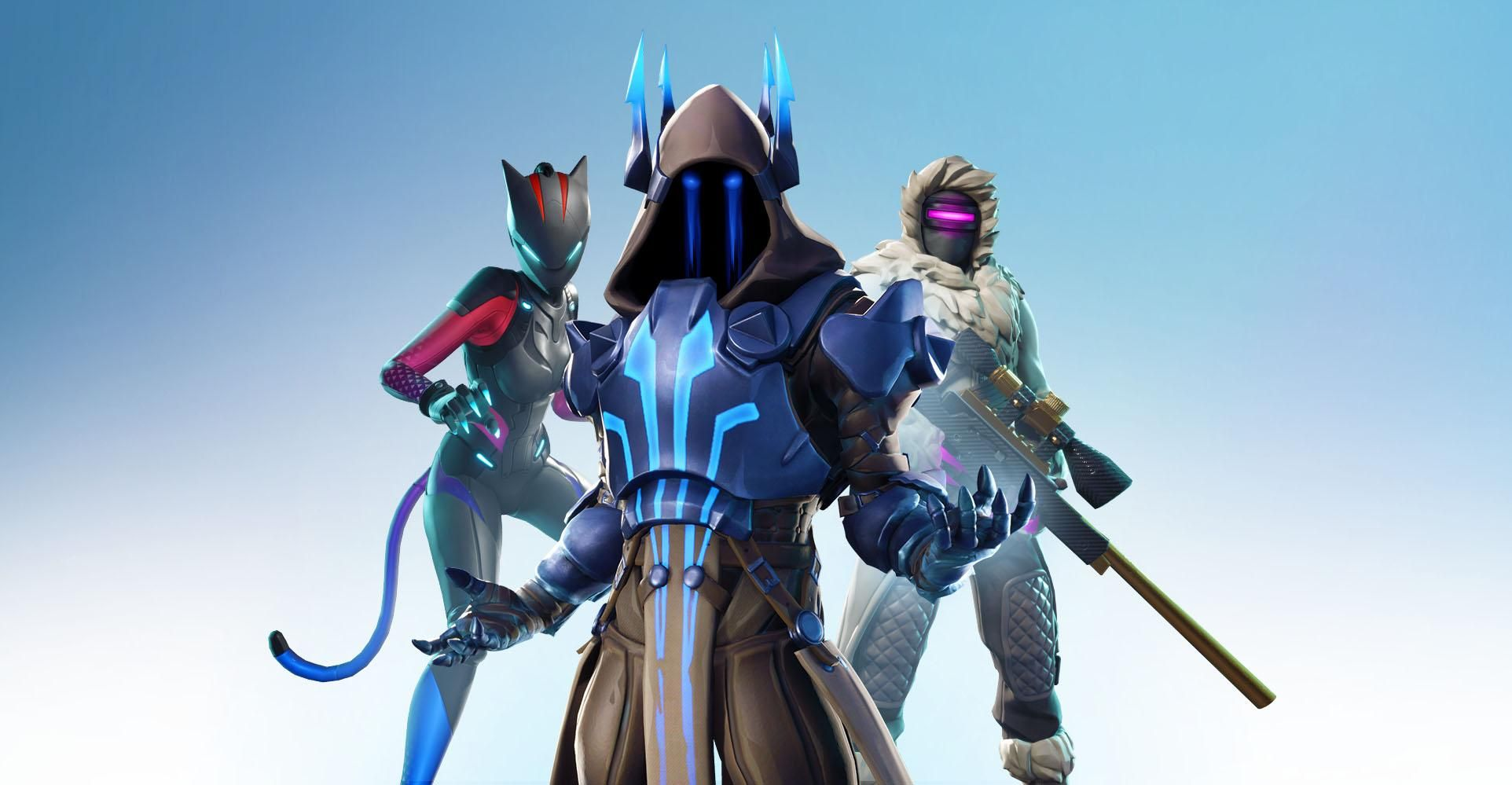 Fortnite Season 7 Lynx Ice King And Zenith Wallpaper 1920x1080 Need Trendy Iphone7 Iphone7plus Case Check Out Http Fortnite Epic Games Epic Games Fortnite