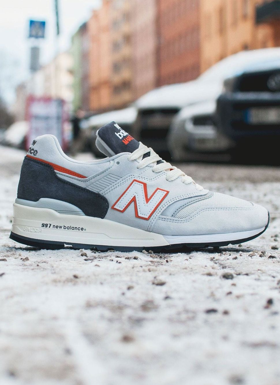 pretty nice 03958 a0590 New Balance M997CSEA 'Explore by Sea' | Sneakers: New ...