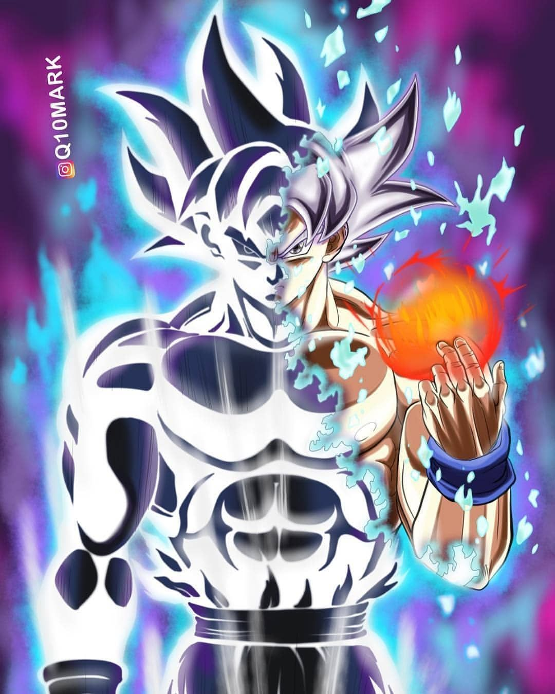 Goku Ultra Instinct Mastered Featuring His Debut When The Main