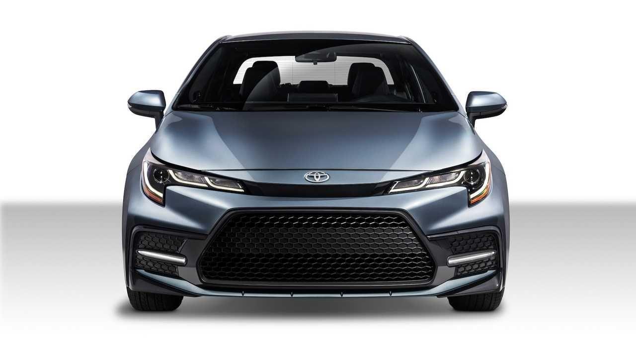 Toyota 2020 Release