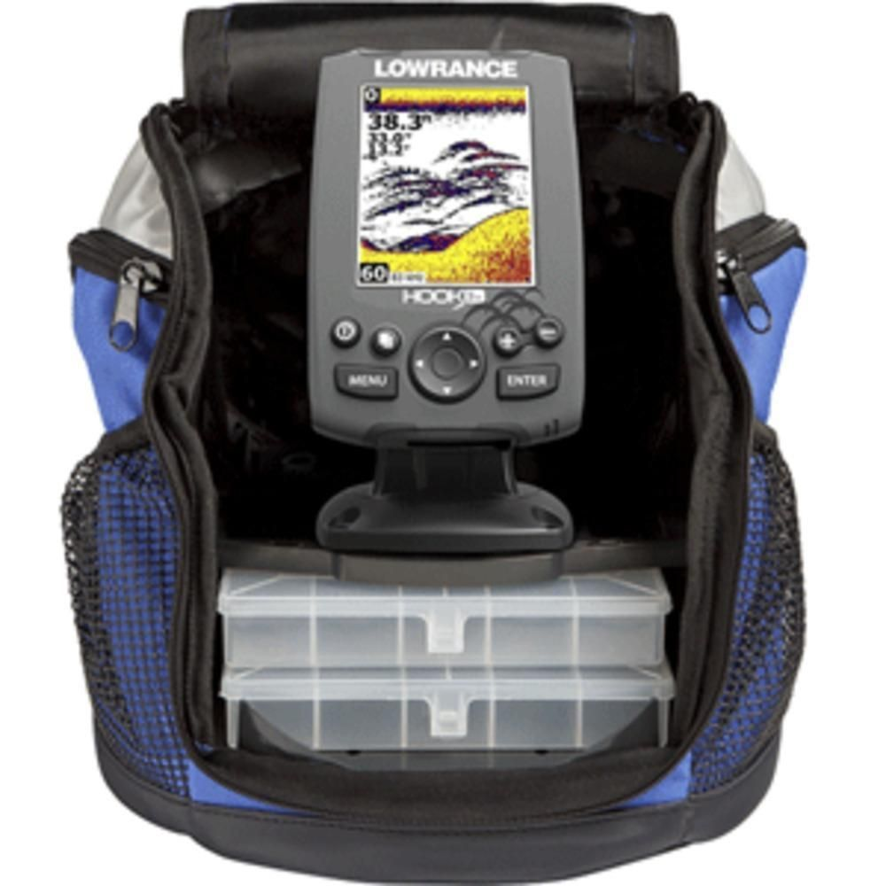 Lowrance HOOK3x Fishfinder All Season Pack w83200