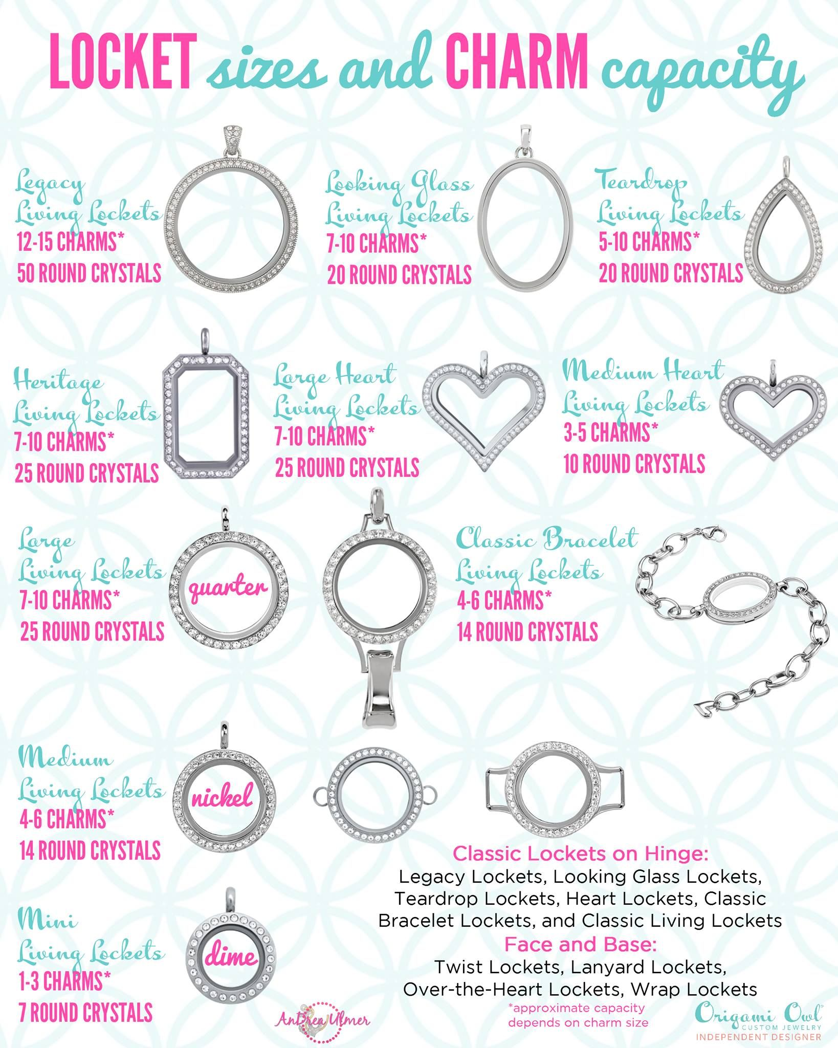Origami Owl at Storied Charms: Heart Shaped Locket from Origami Owl | 2048x1638