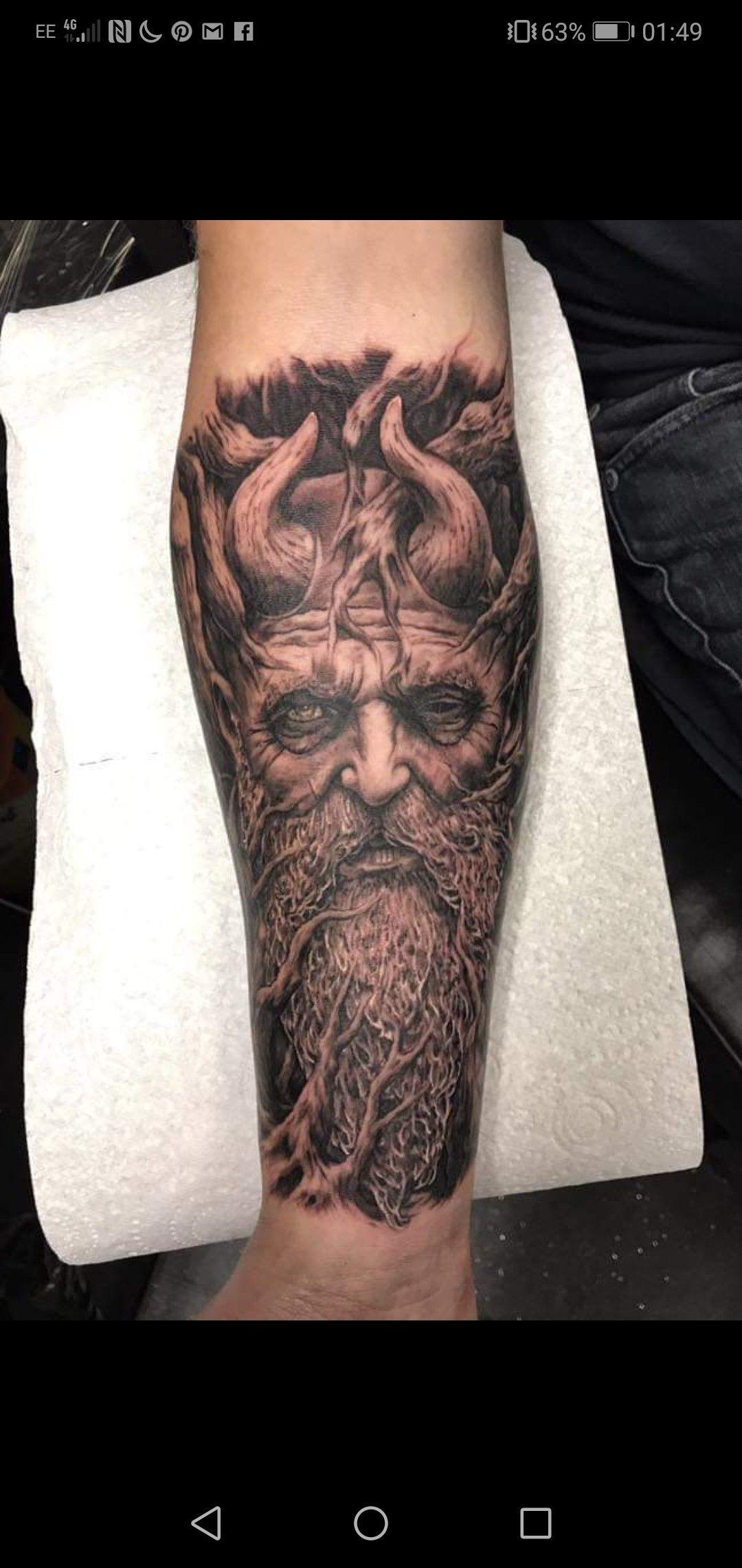 Viking Tattoo Ideias De Tatuagens Tatuagem Designs De Tatuagem