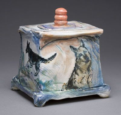 Fine Mess Pottery: Thursday Inspiration: Laurie Shaman