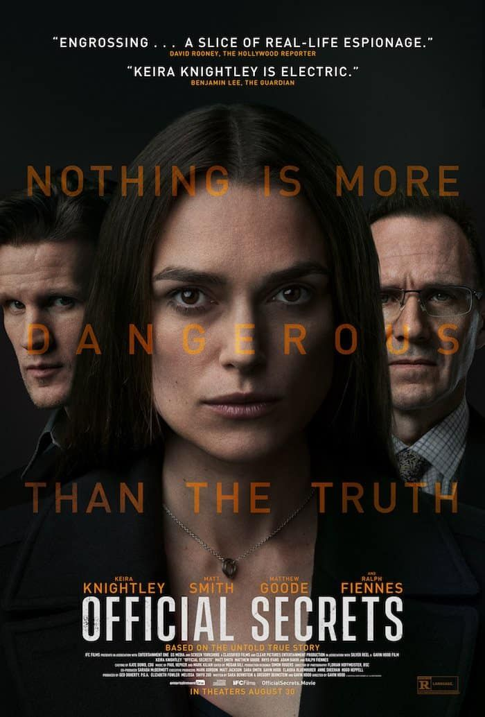 Official Secrets Review Excellent and Rightfully Angry in