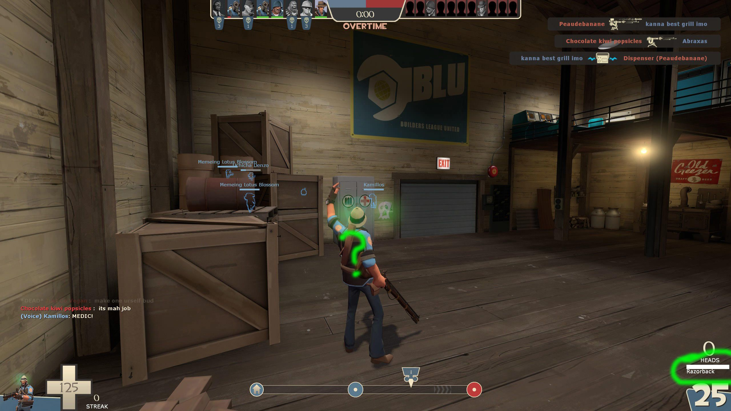 Isnt Theres Supposed To Be A Razorback Here Games Teamfortress2