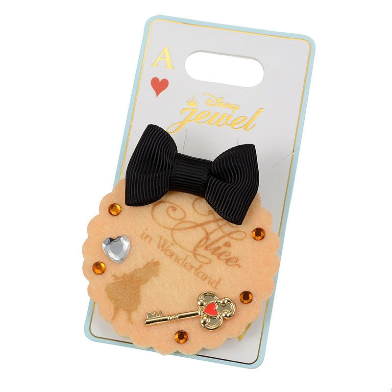[Official] Disney Store   countries brooch Wonderland Alice:   Disney Goods Gift of official mail order site Disneystore
