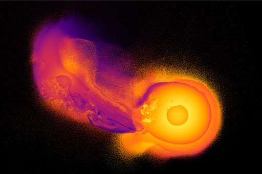 Something Twice The Size Of Earth Slammed Into Uranus And Knocked It Over On Its Side Rummet