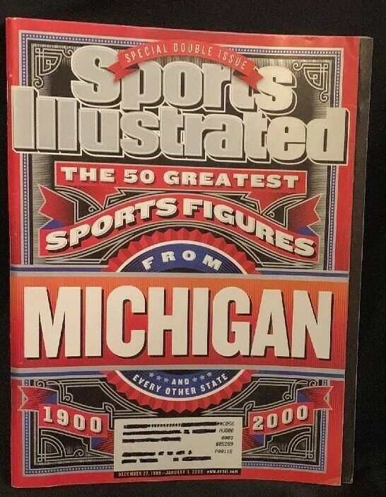 Sports Illustrated The Fifty Greatest Sports Figures From