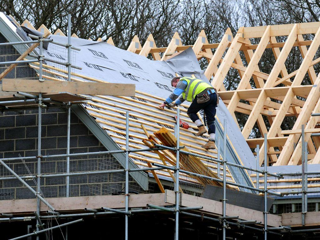 Last Year Peterborough The 2nd Fastest Growing Uk City Built 1 342 Homes 500 Affordable The Most Sinc Building A House Construction Loans Council House