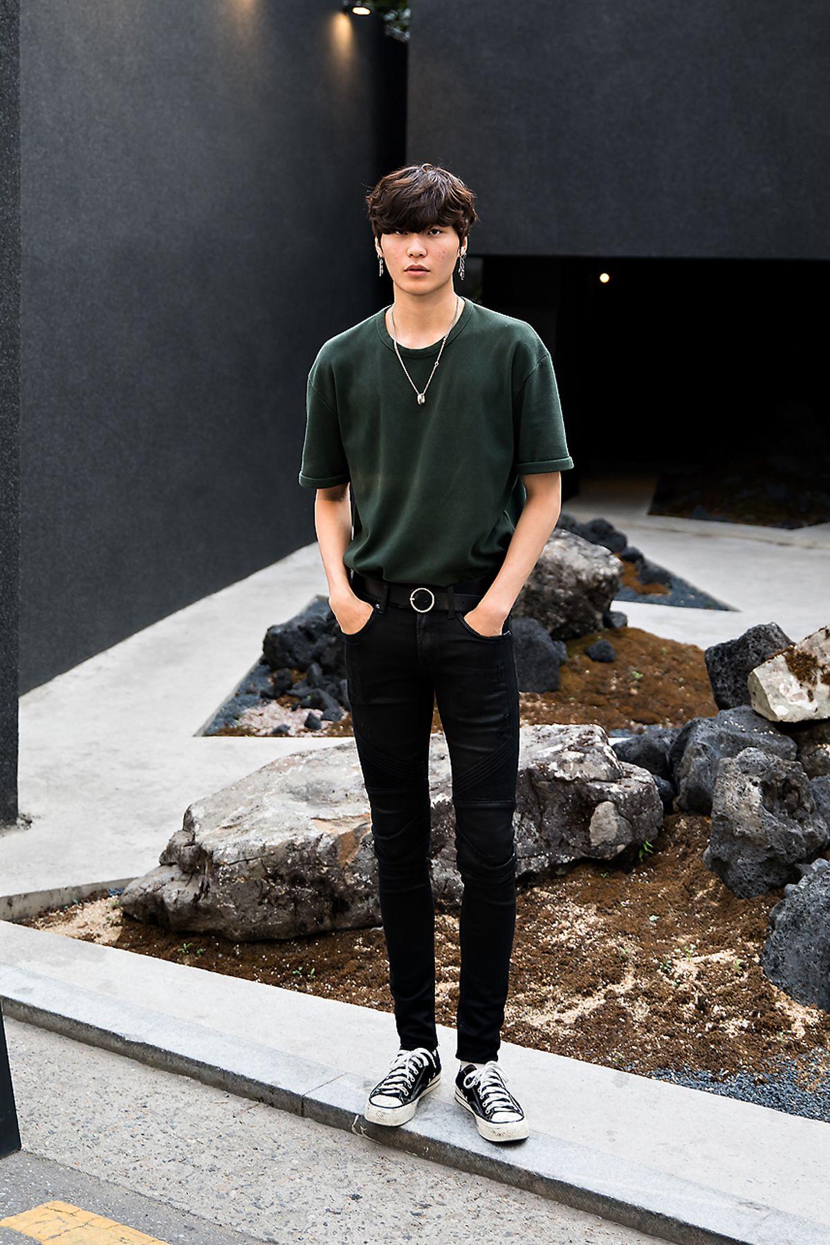 Yoo Wonho, Street Fashion 8 in Seoul  Korean fashion men