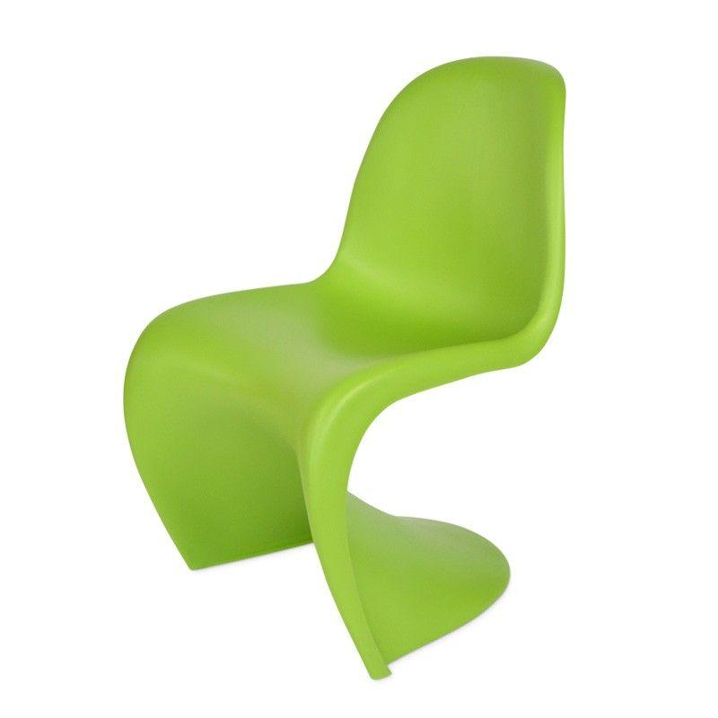 Stuhl Panton Chair panton chair green search lg playroom