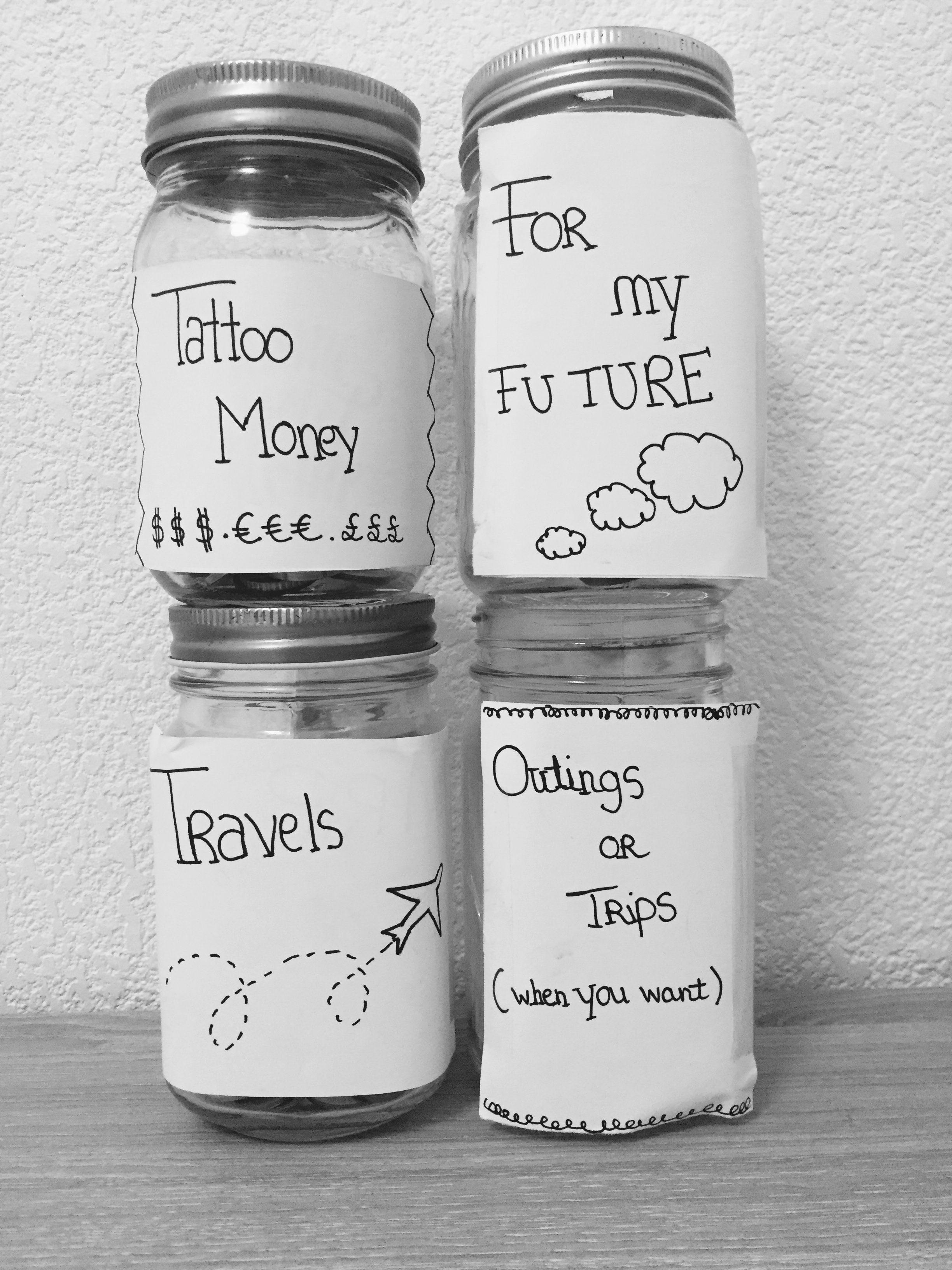 Pin By Makayla Mooneyhan On Room Ideas Money Jars Saving Money