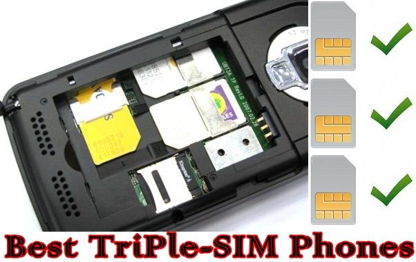 Best Triple SIM Phone 2019, Smartphones as on August 2019