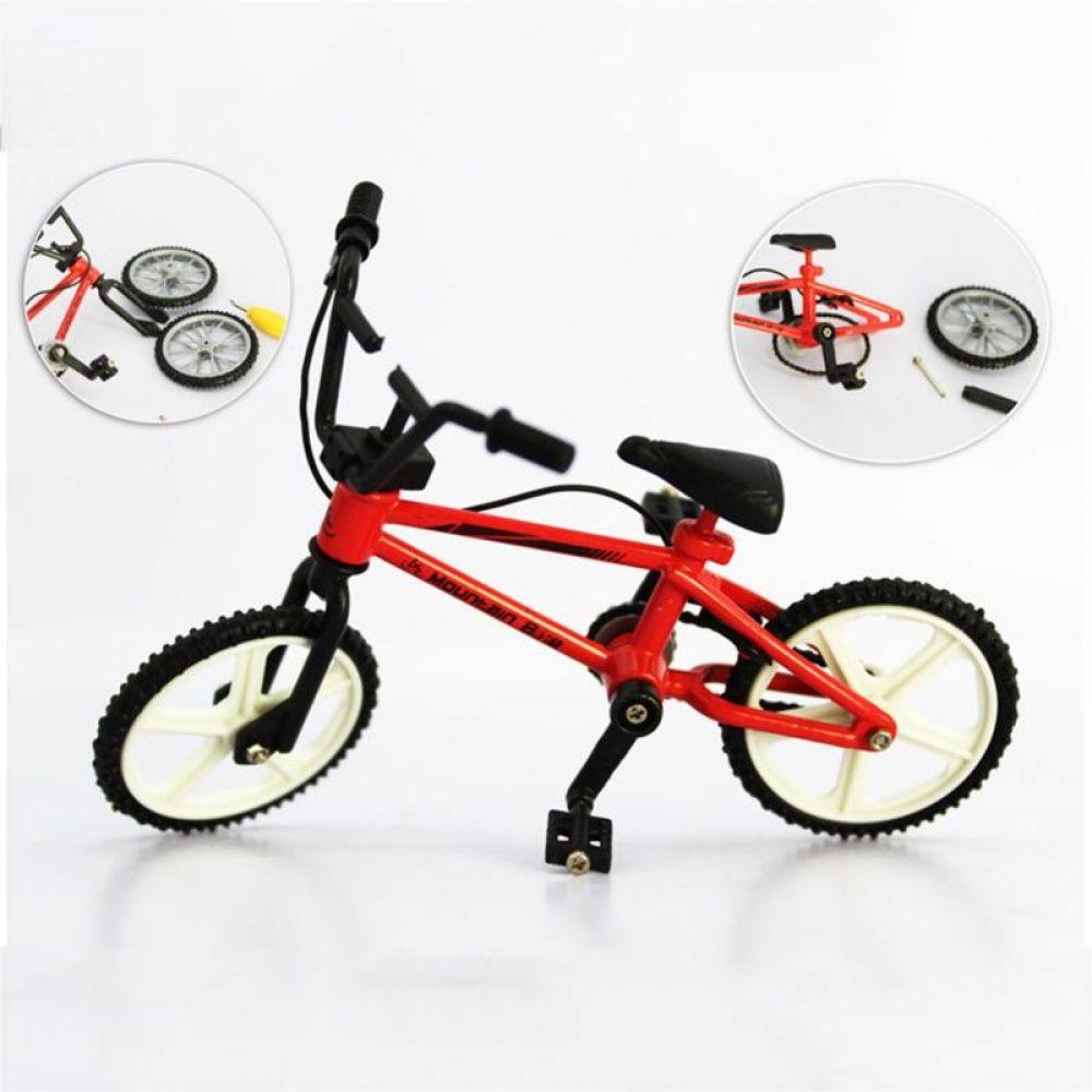 Rc Crawler 1 10 Decor Accessories Mini Mountain Bike Model Toys