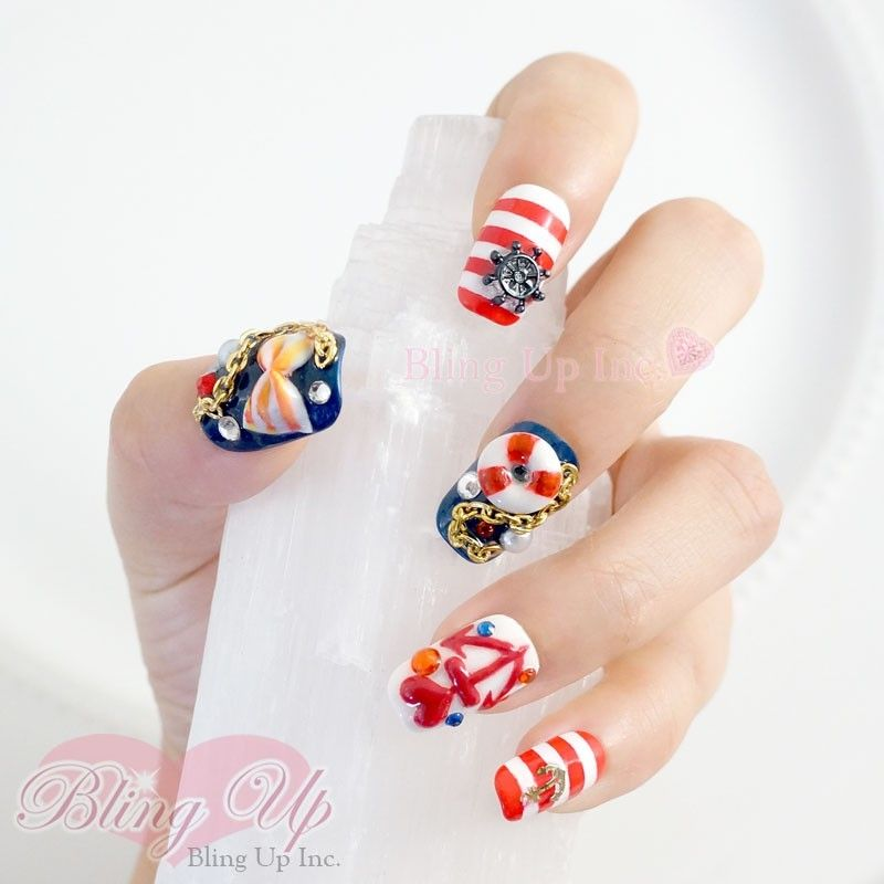 Image result for japanese naval nails | Lovely Nails | Pinterest ...